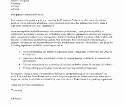 Entry Level Administrative Assistant Cover Letter Xecutive Cover Letter Examples Abcom 24