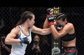 Miesha Tate Vuelve Demoledora Con TKO