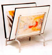 Art Racks Display Stands Art Display TRIO Display 2