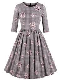Pin Up Dress Pattern New Decorating