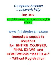 best Free Computer Science Homework Help images on Pinterest     Homework Help Today Science homework help Coconut TelegraphCorporation