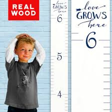 Wooden Growth Chart For Girls Details About Growth Chart Art Wooden Growth Chart Ruler Kids Height Chart For Boys Girls