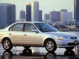 2001 Honda Civic Sedan Mpg