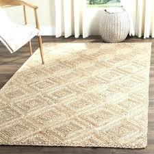 diamond sisal rug patterned