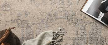 add eclectic modern style and warmth with vintage look rugs