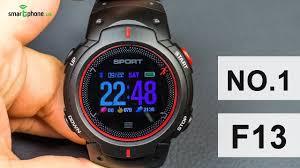 <b>NO</b>.<b>1 F13</b> - простые смарт-<b>часы</b> без ОС но с защитой IP68 ...