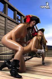 Nude Lesbian Pirate Fucking Scenes
