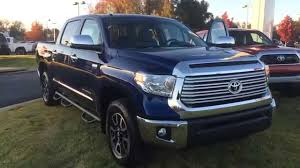 Dennis' 2015 Toyota Tundra Limited 4x4 TRD Off-Road - YouTube