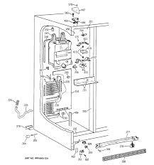 ge sxs refrigerator best refrigerator 2017 wiring diagram ge side by refrigerators the