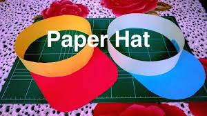 How To Make Hat With Chart Paper How To Make Paper Hat Diy