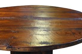 reclaimed table top round rustic reclaimed table top table and chairman reclaimed oak table tops