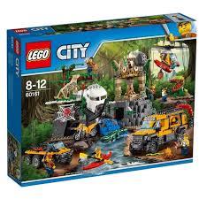 LEGO City Jungle Exploration Site - Babies NZ