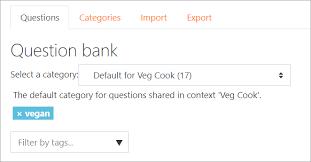 Question bank - MoodleDocs