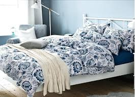 blue and white sheets cotton navy striped bedding sets queen king size bed sheet duvet cover