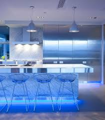 kitchen cabinet lighting led. incredible marble island and led lighting under the cabinet kitchen led e