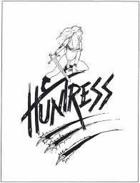 Image result for huntress text picture