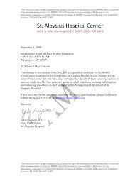 recommendation letter for nurse from supervisor professional recommendation letter for nurse from supervisor letters of recommendation reference letter sample for nurses by nurse