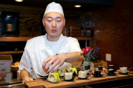 Sushi Cook Kamehachi Sushi Chef Fresh Sushi Made To Order At Your