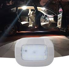 Wireless Roof Lights Auto Car Ceiling Roof Lights Magnetic Dome Light With Universal Usb Rechargeable Wireless 10 Leds For Interior And Exterior Of Car Boat Trailer