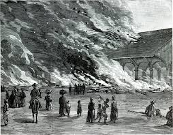 Image result for bloody general Sherman's Escaped Fiends from the Lower Regions