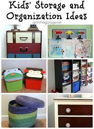 kids organization furniture. Kids\u0027 Storage And Organization Ideas - Part Of Boy Mom Madness Week. Girlinthegarage. Kids Furniture