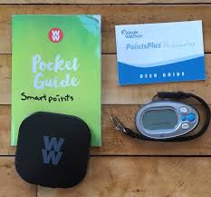 weight watchers smart points calculator points plus pedometer