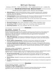 Mid Level Resume Template Sample For Midlevel It Developer Monster