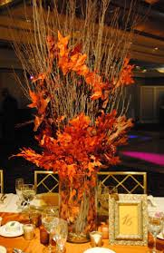 High Dining Table Leaf Centerpieces Fall Decor Hom Decor Indoor Fall  Decorations