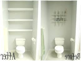 bathroom cabinets above toilet bravocarco