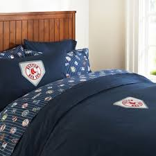 boston red sox duvet cover twin stone