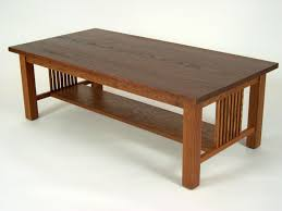 Craftsman Style Coffee Table Mission Coffee Table Kit Mission Coffee Table Suitable Style