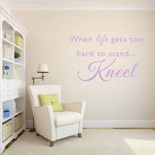 stand principle quote wall decal. When Life Gets Hard Quote Wall Decal Stand Principle