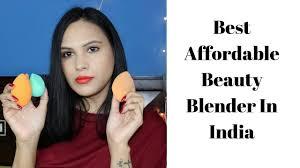 affordable beauty blender makeup sponges in india dupe for real techniques makeup sponge