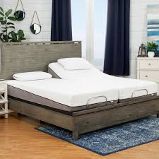 split king size bed. Beautiful Bed Sleep Zone Huntington 10inch Split Kingsize Memory Foam Mattress And  Adjustable Bed To King Size L