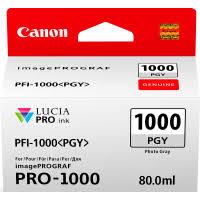 Buy <b>Canon PFI</b>-1000 <b>Photo Cyan</b> Ink <b>Cyan</b> Online | <b>Canon</b> New ...