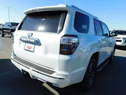 2018 New Toyota 4Runner Limited 4WD at Toyota of Fayetteville ...