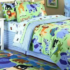 colorful animal theme cove boys bedroom jungle safari kids bedding twin full queen comforters jungle theme blu