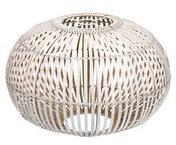 Trendy Rieten Lampenkappen In Huis Westwing