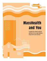 Masshealth And You Guide Mass Gov
