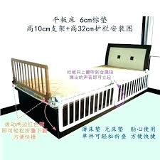 diy bed rails bed rail wooden bed rails best of folding with bezel rail for toddlers diy bed rails