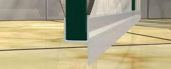 best shower screen door seal lining for your shower screens om45