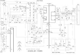some common samsung tv circuit diagrams learn basic electronics samsung ln 26b350f1 ln 32b350f1 tft lcd tv circui diagram