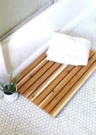 Teak Bath Mats Cedar Bath Mat Bath Mat Bath And Fabrics Home Improvement Teak  Bath Mat
