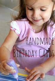 Diy Kids Birthday Card Handmade Birthday Cards For Kids True Aim
