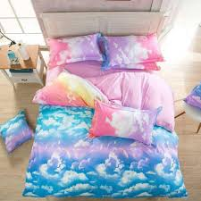 greyish yellow pink and white bedroom pink nursery bedding cloud cot bed duvet cover snuzpod cloud nine