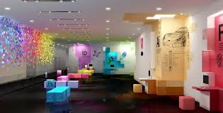 how to design office space. Colorful Office Space How Workspace Design Affects Workflow Best Of Interior Corporate Spaces Commercial To E
