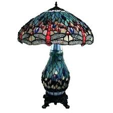 tiffany style table lamps home depot style table lamps stained glass warehouse of lighting the lamp