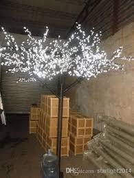 1 000pcs leds 2m 6 5ft led cherry blossom tree light led tree light light waterproof outdoor usage drop shipping