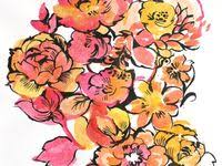 500+ <b>Floral pattern</b> ideas in 2020 | <b>floral pattern</b>, pattern, floral