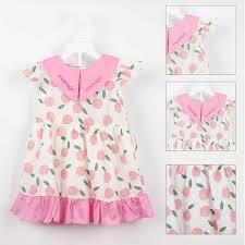 Váy thời trang bé gái Mamago in hình trái cam M20H 3Y - Kids Plaza